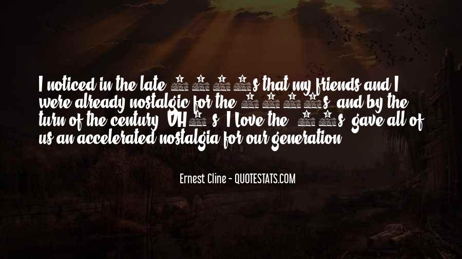 Quotes About Love In This Generation #678218
