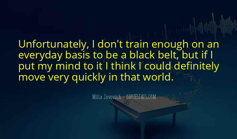 Quotes About Thinking Quickly #1098865