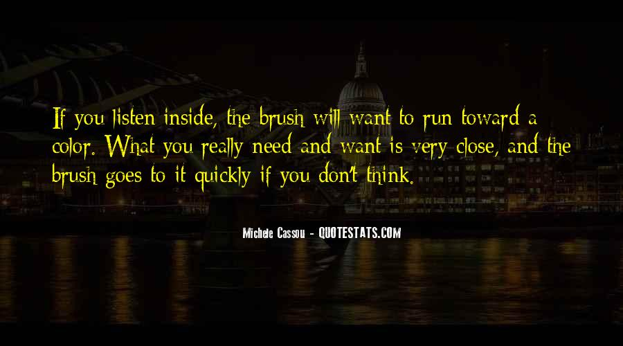 Quotes About Thinking Quickly #1319623