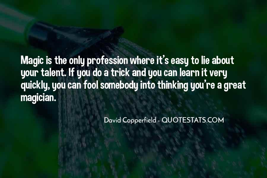 Quotes About Thinking Quickly #1420102