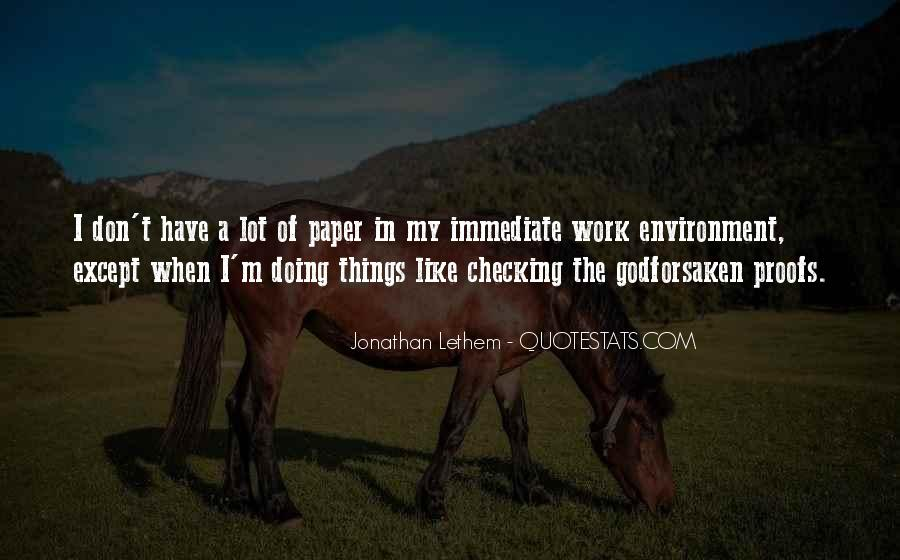 Quotes About Checking Your Work #572969