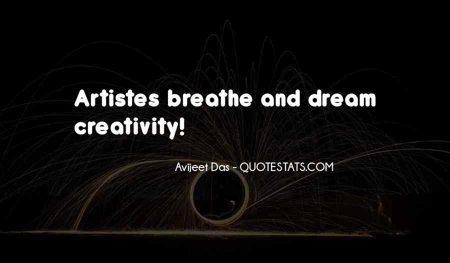 Quotes About Music And Creativity #1458003