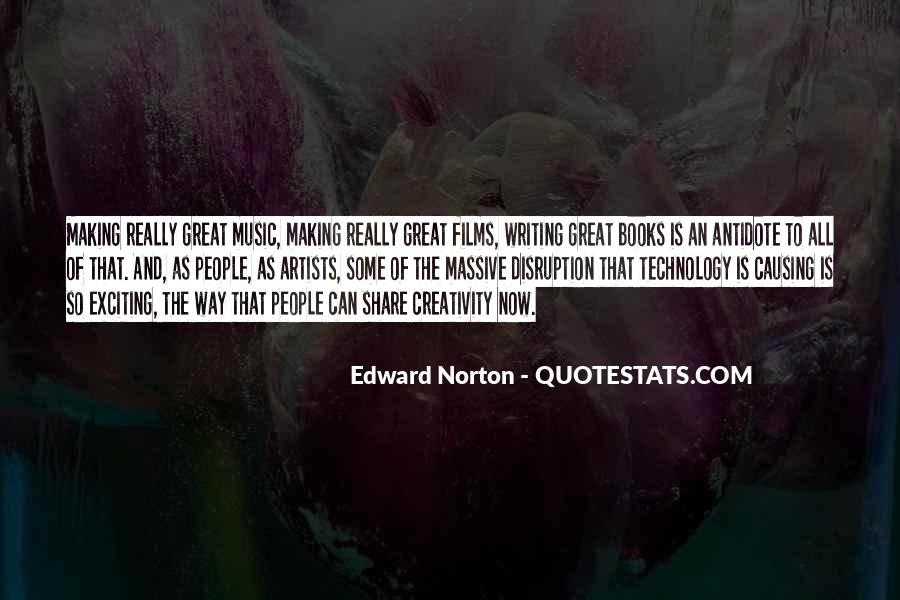 Quotes About Music And Creativity #1613139
