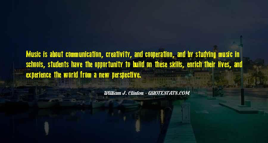 Quotes About Music And Creativity #1681824