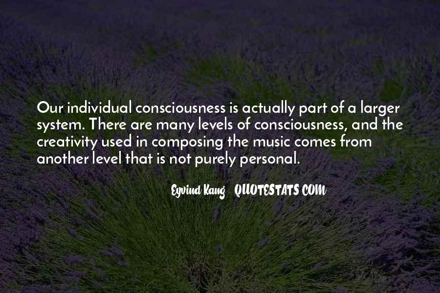Quotes About Music And Creativity #733627
