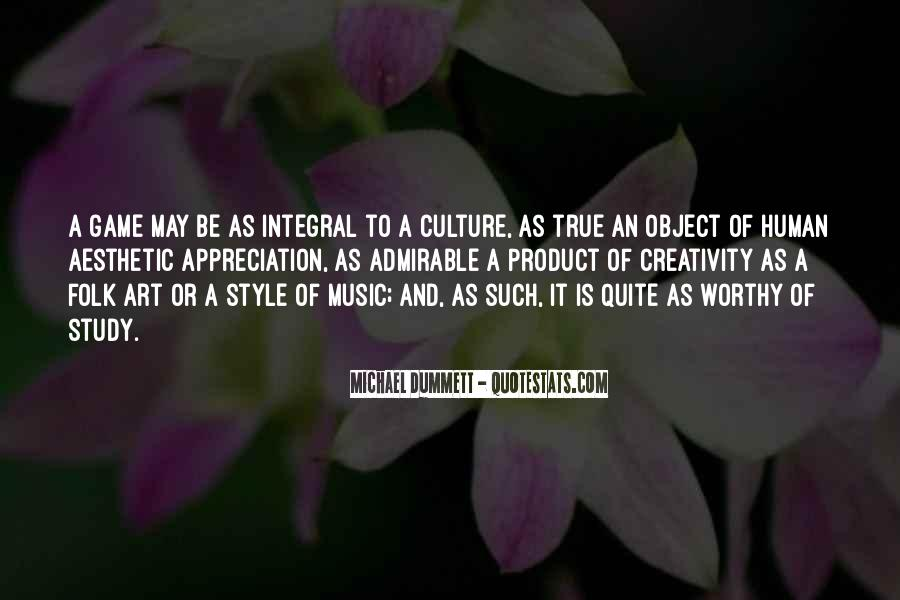 Quotes About Music And Creativity #852479