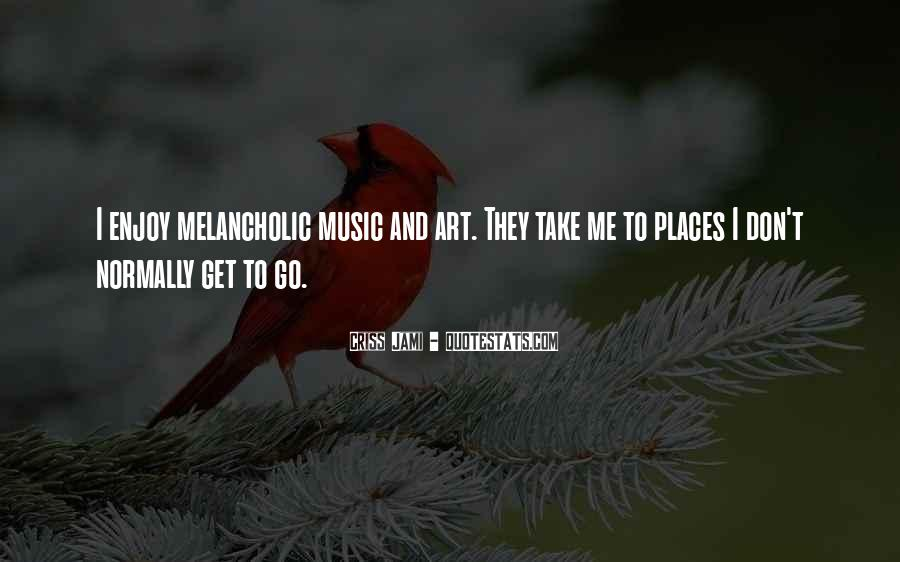 Quotes About Music And Creativity #908679