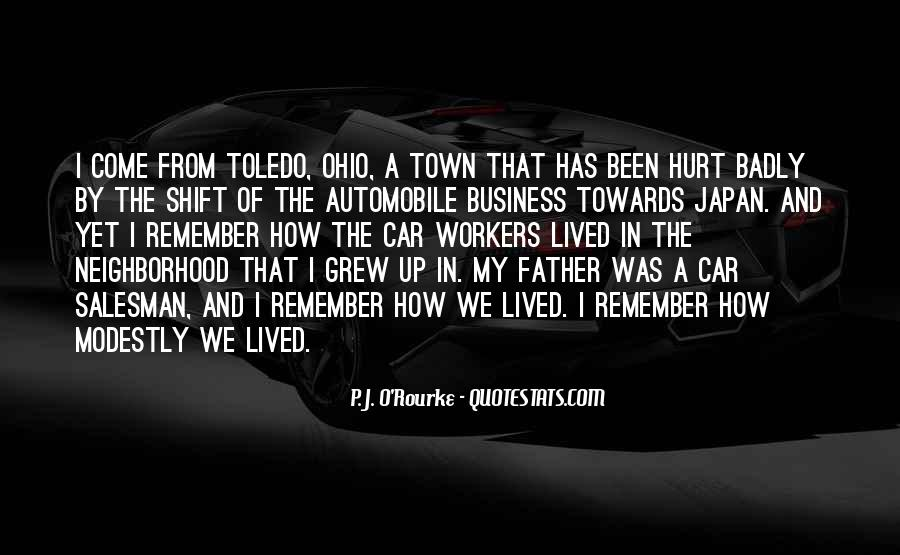 Quotes About Toledo #1695384