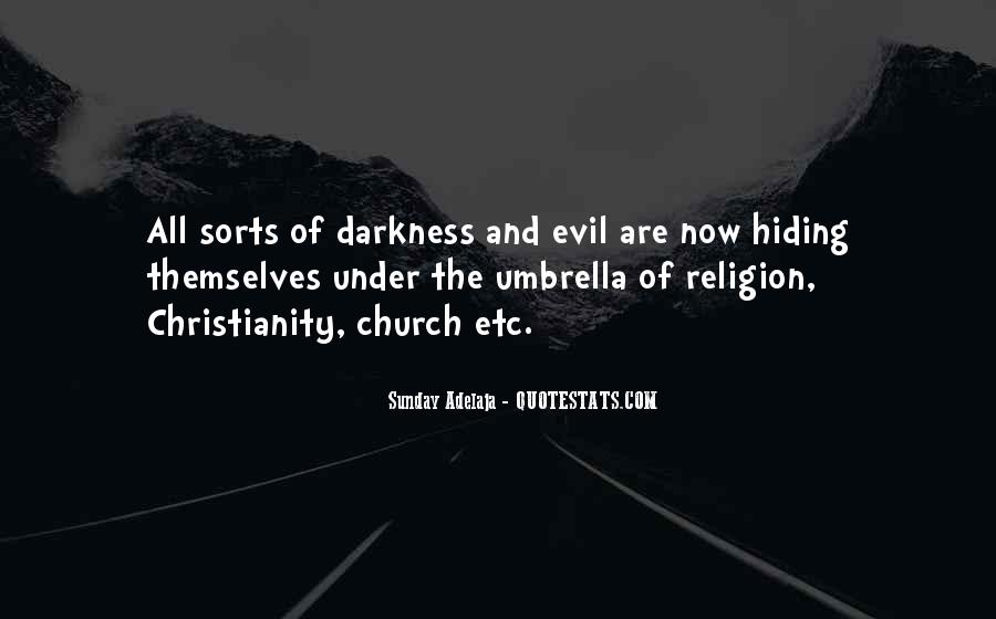 Quotes About Christianity And Religion #115688