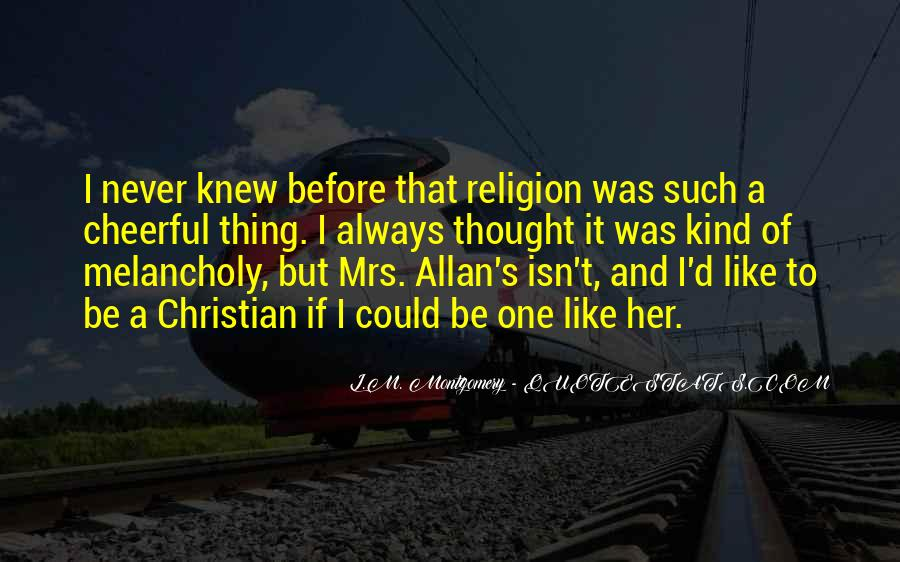 Quotes About Christianity And Religion #133711