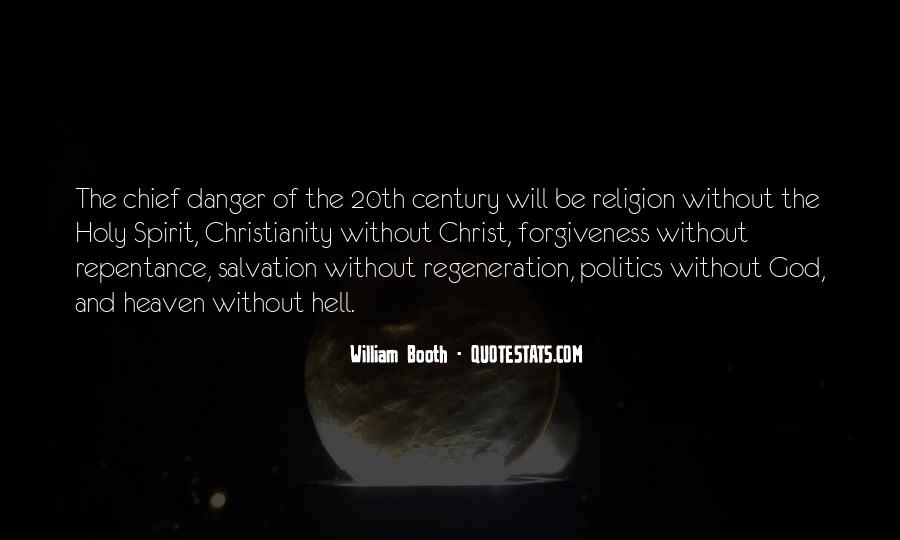 Quotes About Christianity And Religion #182050