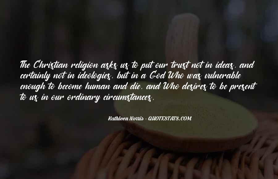 Quotes About Christianity And Religion #190430