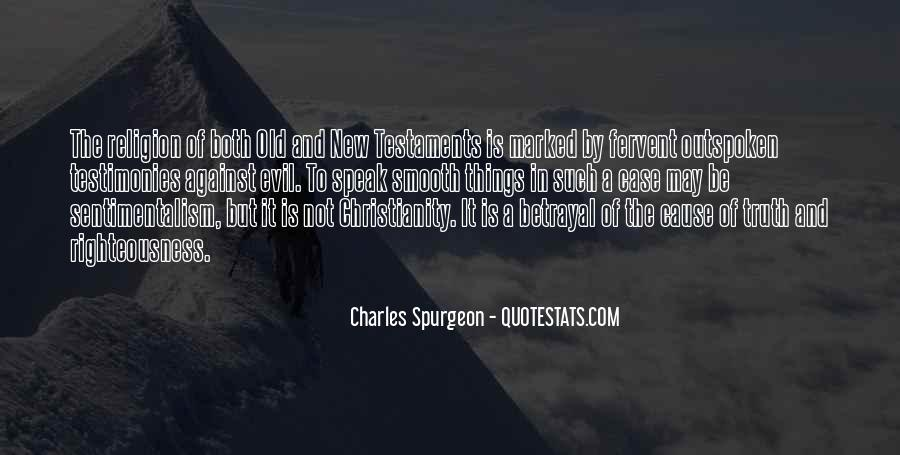 Quotes About Christianity And Religion #258736