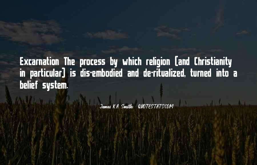 Quotes About Christianity And Religion #259628