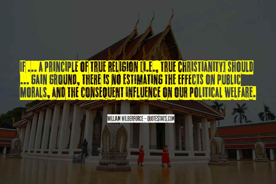 Quotes About Christianity And Religion #276165