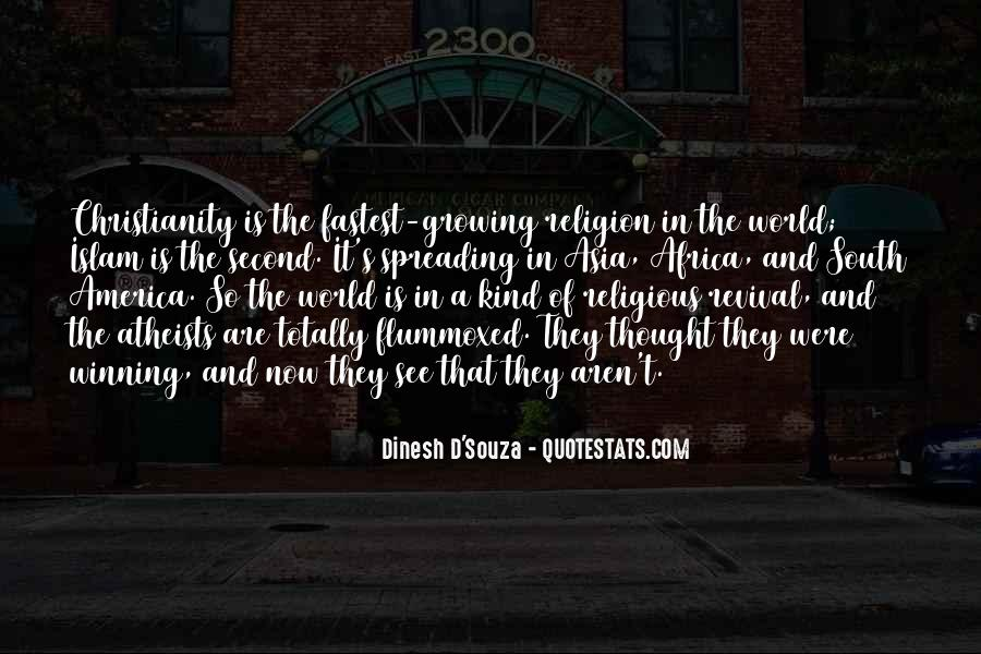 Quotes About Christianity And Religion #31640