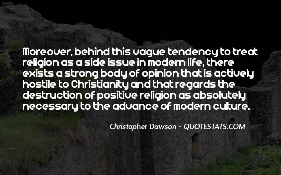 Quotes About Christianity And Religion #6842
