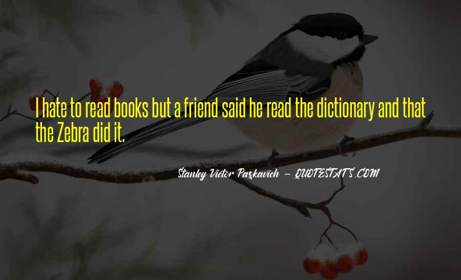 Quotes About Reading Reading #10947