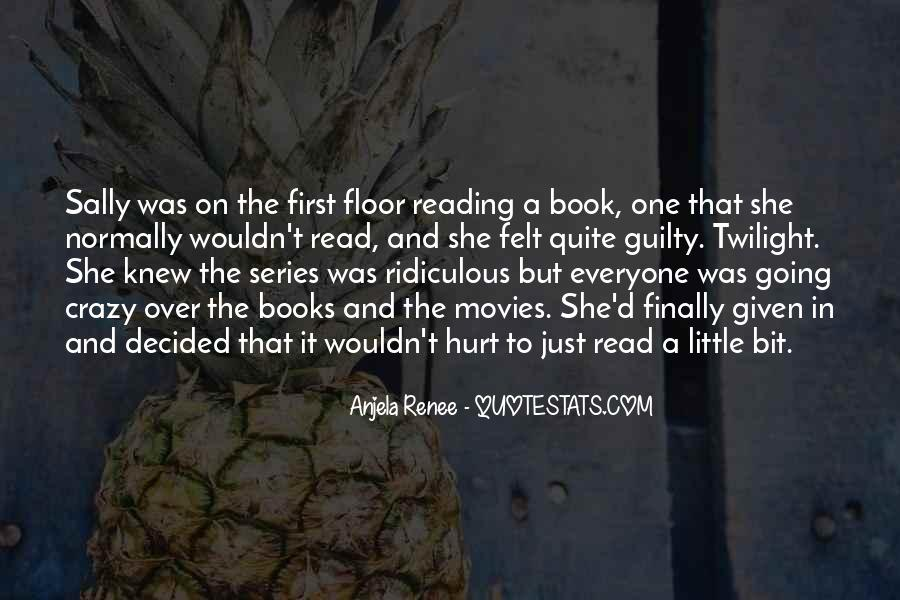 Quotes About Reading Reading #12098