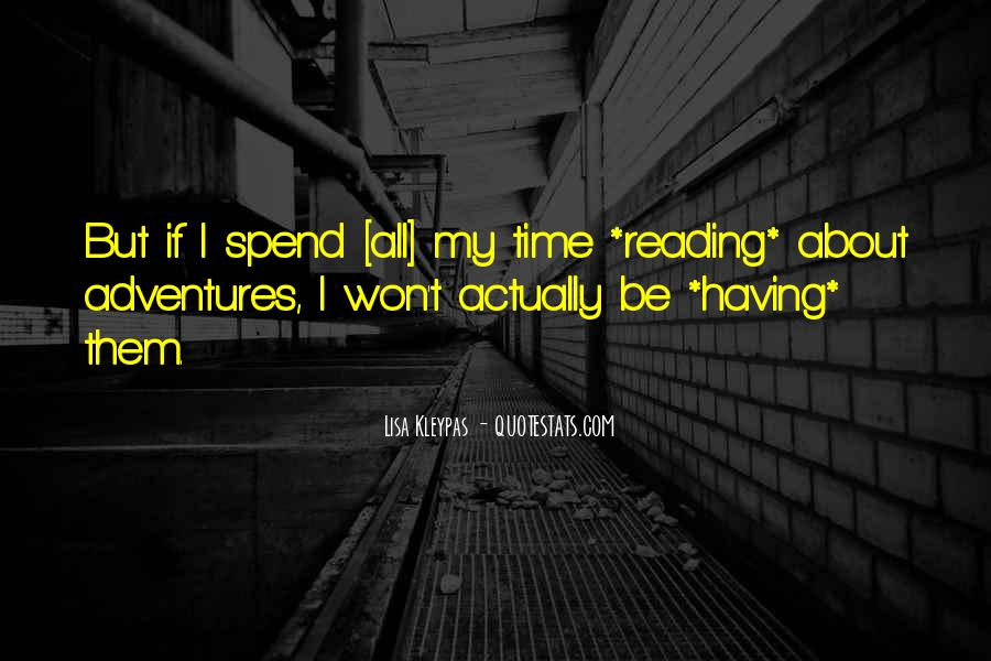 Quotes About Reading Reading #15557