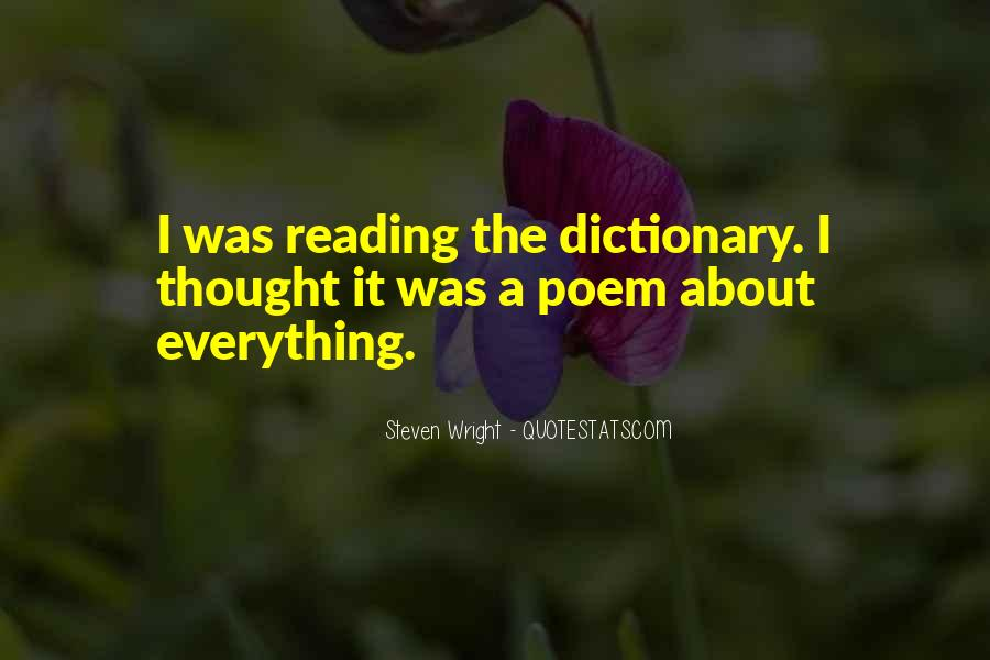 Quotes About Reading Reading #247