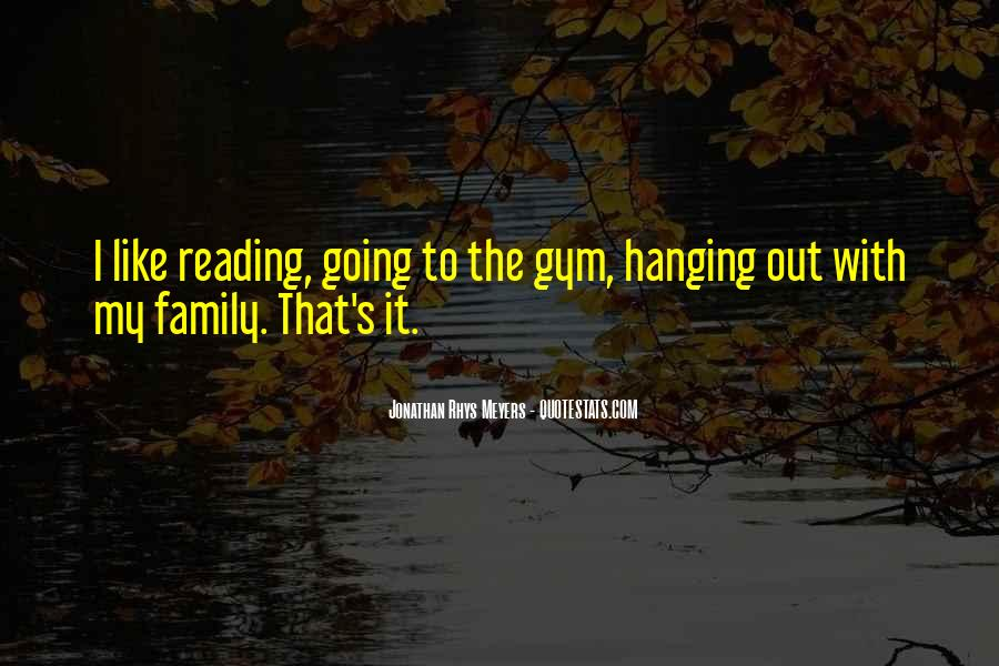 Quotes About Reading Reading #5561