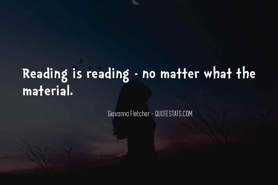Quotes About Reading Reading #5900