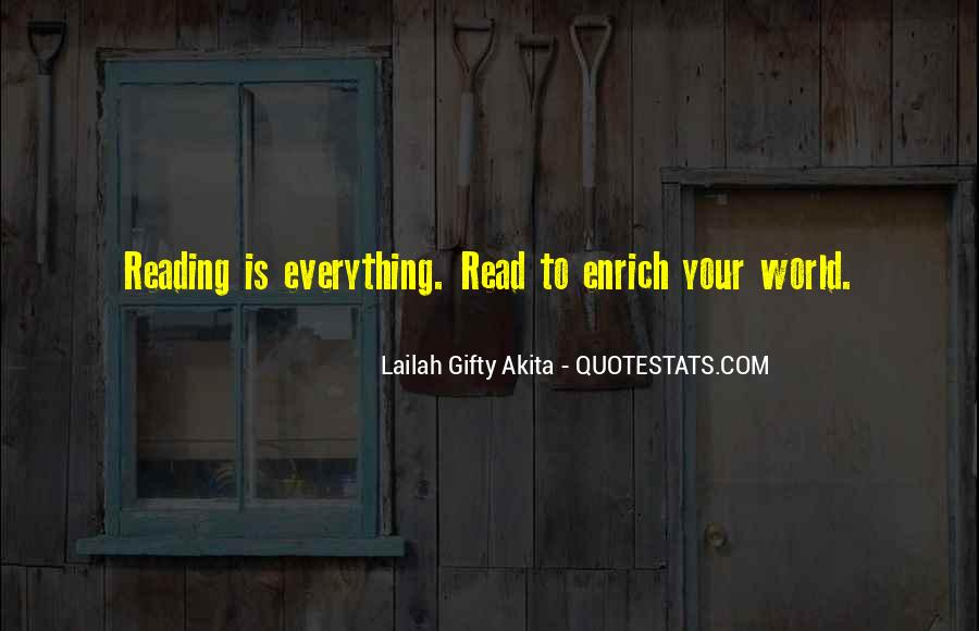 Quotes About Reading Reading #9219