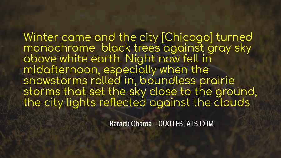Quotes About Chicago At Night #1443811