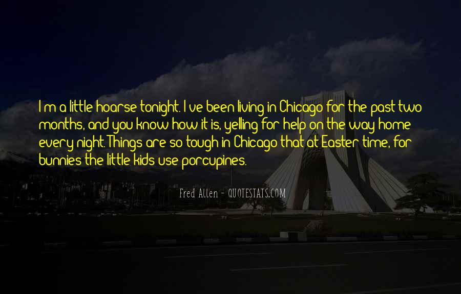Quotes About Chicago At Night #483001
