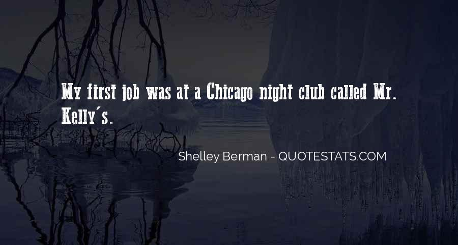 Quotes About Chicago At Night #728850