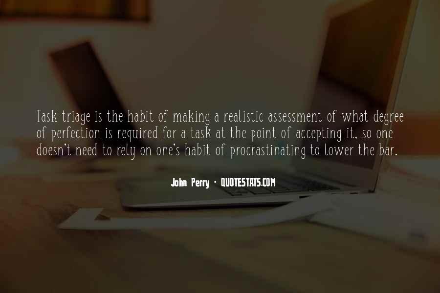 Quotes About Procrastinating #1178047