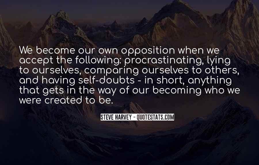 Quotes About Procrastinating #1575903