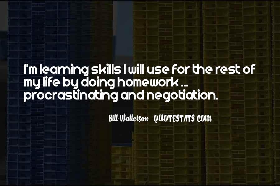 Quotes About Procrastinating #1785037
