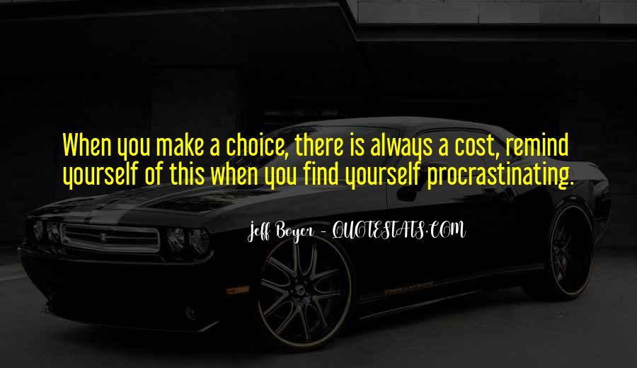 Quotes About Procrastinating #319992
