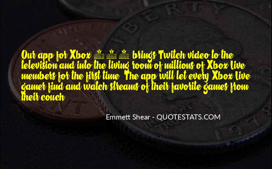 Quotes About Xbox #1095701