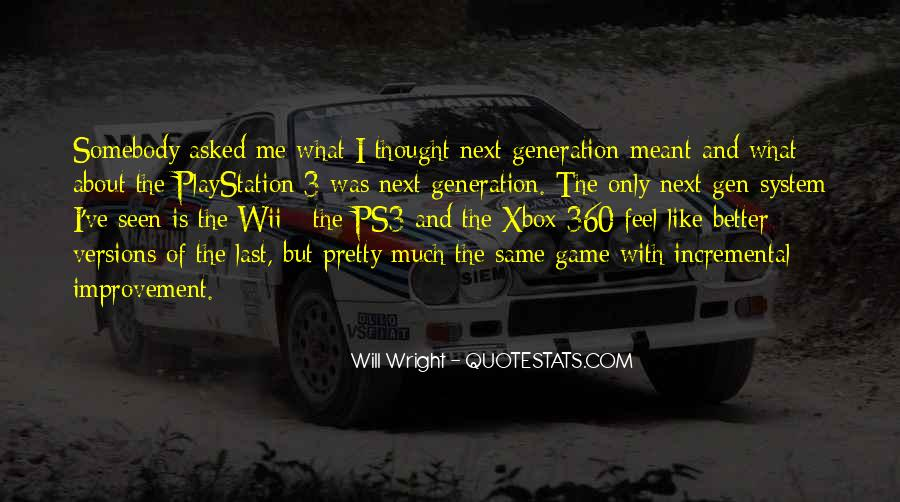 Quotes About Xbox #1224633
