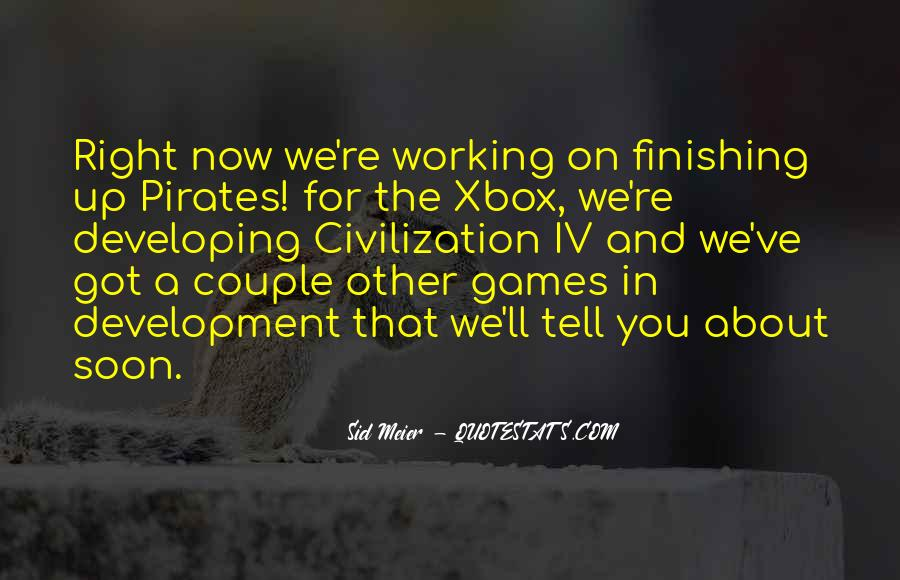 Quotes About Xbox #1373899