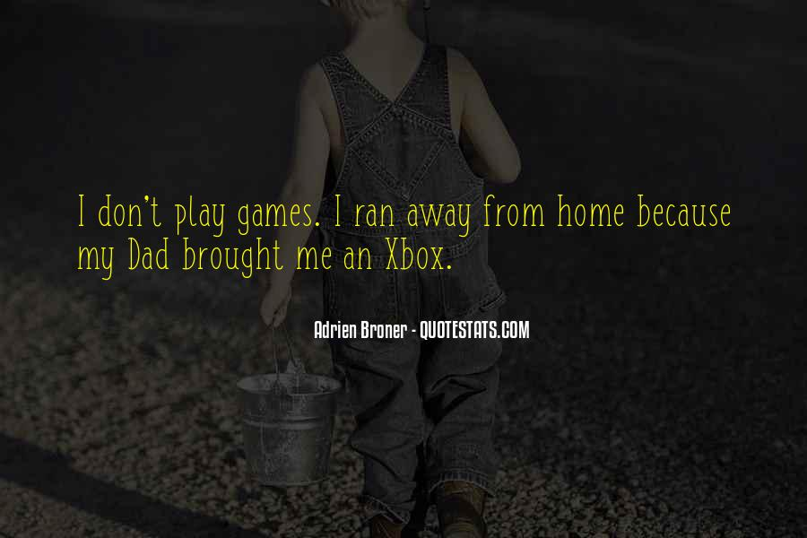 Quotes About Xbox #1479909