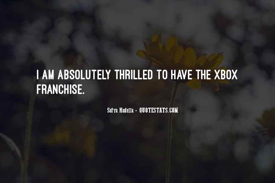 Quotes About Xbox #1652050