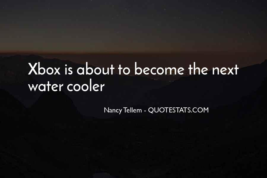 Quotes About Xbox #1695316