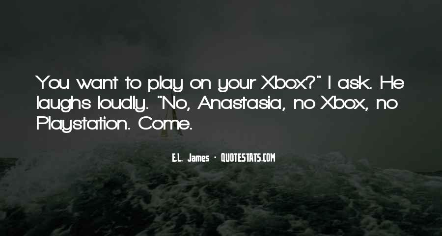 Quotes About Xbox #1719698