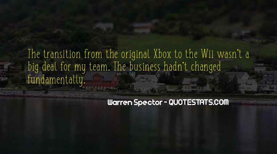 Quotes About Xbox #326723