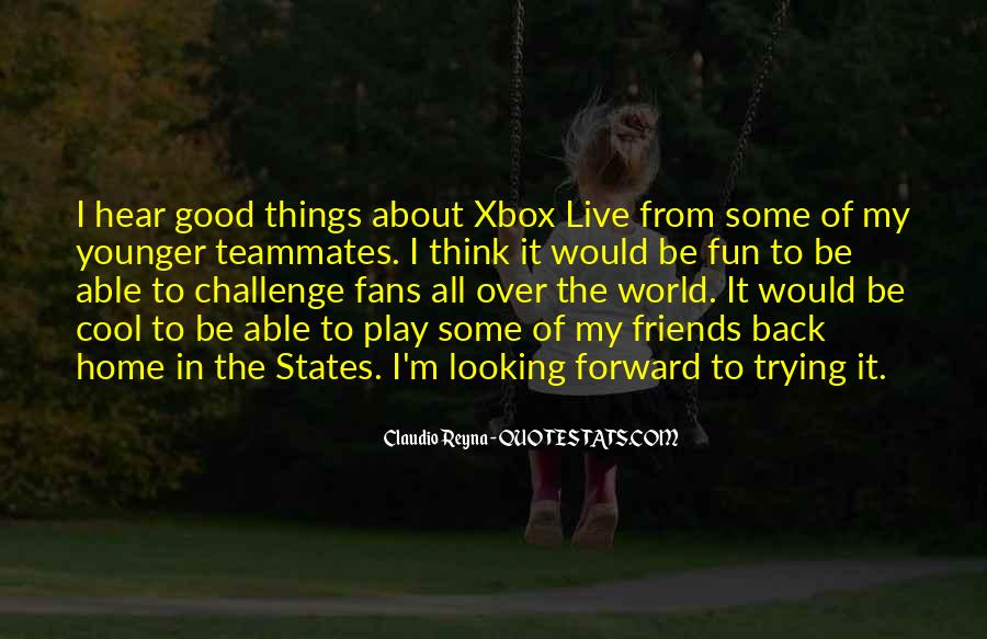 Quotes About Xbox #630879