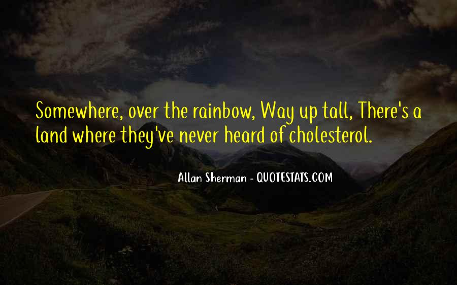 Quotes About Cholesterol #1110081