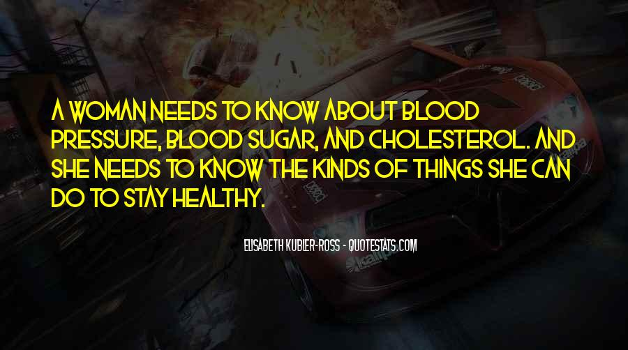 Quotes About Cholesterol #127889