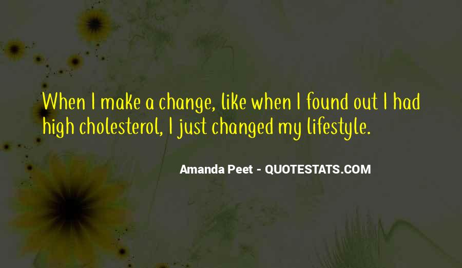 Quotes About Cholesterol #1488975