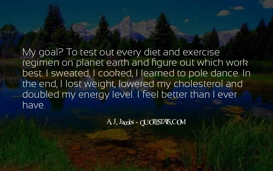 Quotes About Cholesterol #1510008
