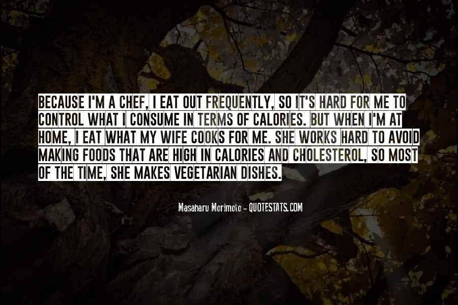 Quotes About Cholesterol #170678