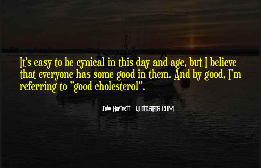 Quotes About Cholesterol #1736729